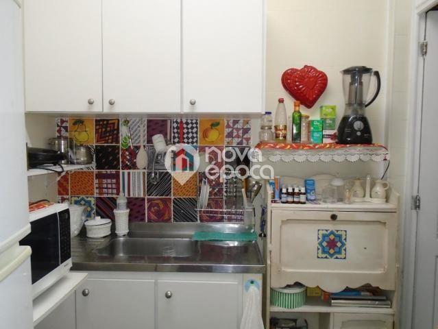 Apartamento à venda com 2 dormitórios em Cosme velho, Rio de janeiro cod:FL2AP35758 - Foto 16