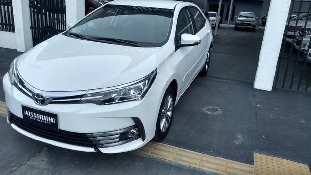 Toyota.Corola GLI.17/18 Aut. 1.8 Cvt. Branco - Foto 10