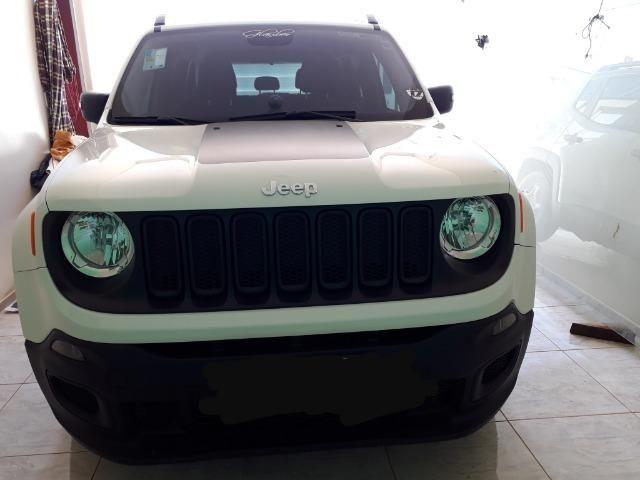 Jeep renegade 17/18