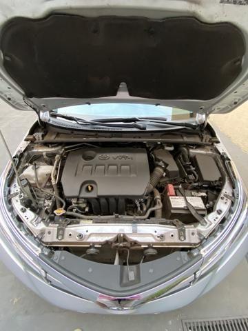 Corolla Altis 2.0 Flex Auto Multi-Drive S Prata 17/18 - Foto 8