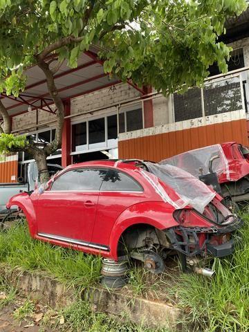 Sucata para retirada de peças- VW Fusca 2014 Tsi - Foto 2