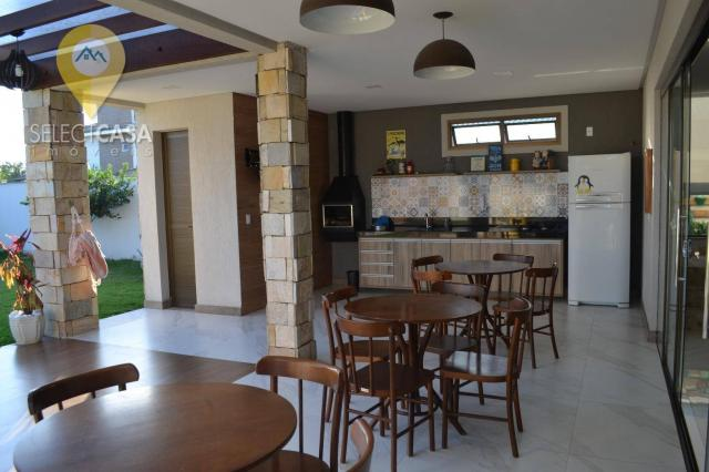 Vendo excelente casa no Condomínio Boulevard Lagoa com 3 quartos e 3 suítes - Foto 5