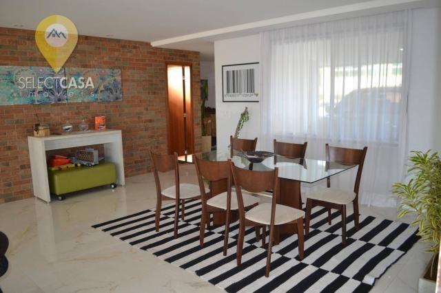 Vendo excelente casa no Condomínio Boulevard Lagoa com 3 quartos e 3 suítes - Foto 3