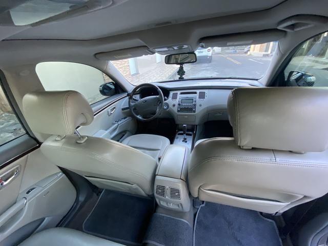 Hyundai Azera preto 08/09 - Foto 6