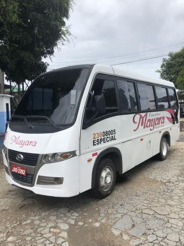 Microônibus Volare V8 (3 unidades)