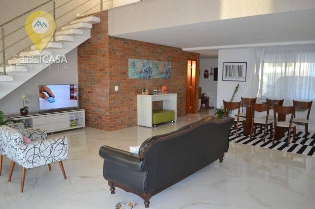 Vendo excelente casa no Condomínio Boulevard Lagoa com 3 quartos e 3 suítes - Foto 2