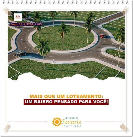 Loteamento Solaris em Itaitinga( Invista- ligue )$@#@ - Foto 9