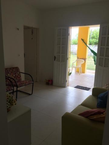 Ótima Casa Mobiliada, 3 Quartos, 15 Vagas, Forte Orange, Itamaracá, Financio, Aceito Carro - Foto 9