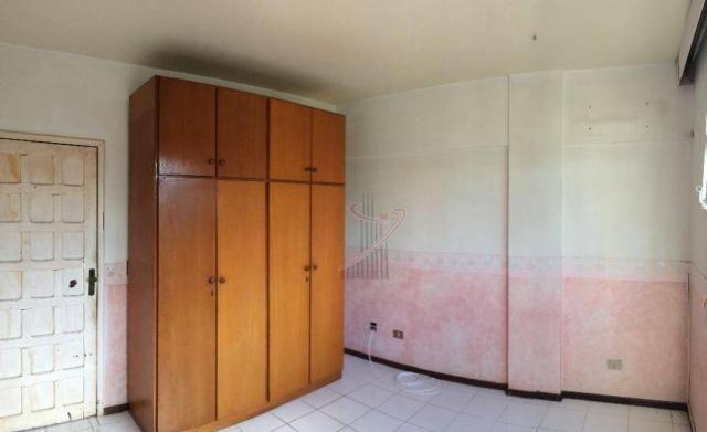 Apartamento com 2 dormitórios para alugar, 110 m² por R$ 1.900/mês - Centro - Foz do Iguaç - Foto 6