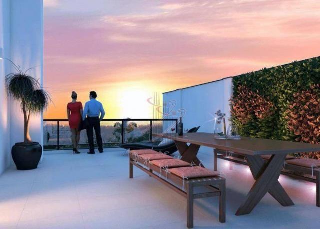 Apartamento Duplex com 1 dormitório no Arboria Studios - Jd. São Roque - Foto 2