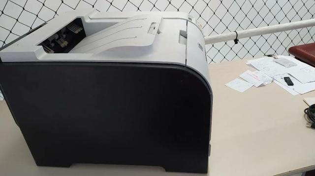 Impressora hp laserjet m451dw pro 400 ce958a colorida wi-fi / duplex | - Foto 2
