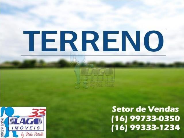 Terreno à venda em Jardim paulista, Ribeirao preto cod:V103064