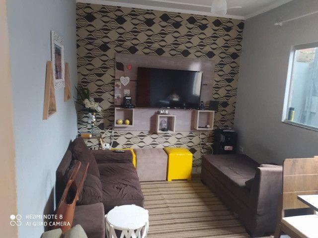Casa 01 suite e 02 quartos terreno amplo com edícula - Foto 3