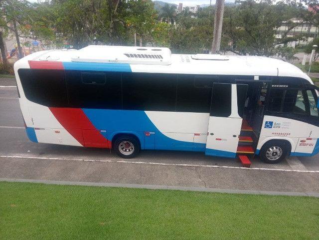 Vendo Micro Onibus Marcopolo Senior 2012
