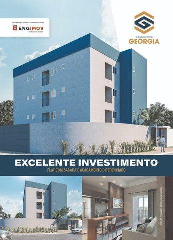 Condomínio Georgia - Corre que restam apenas 4 unidades! Excelente investimento! - Foto 8