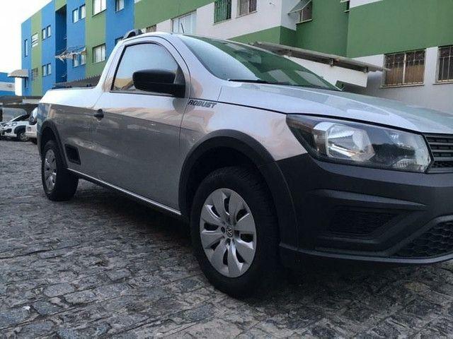 SAVEIRO ROBUST 1.6 ANO 2016/2017 **Carro de PATRÃO **  - Foto 6