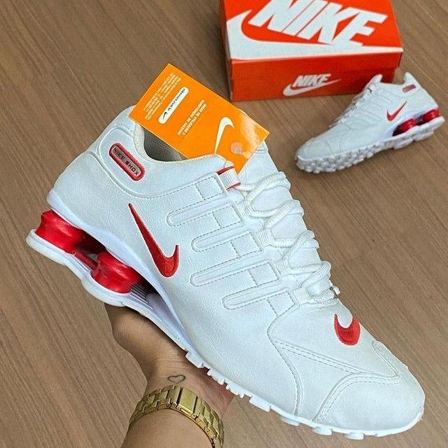 Nike Shox Nz lançamento - Foto 4