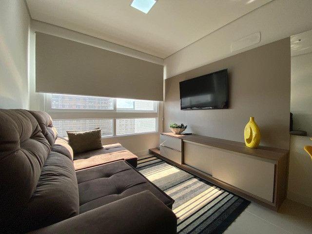 Apartamento novo, 1 Dorm./1 Garagem, Móveis Planejados - Foto 9