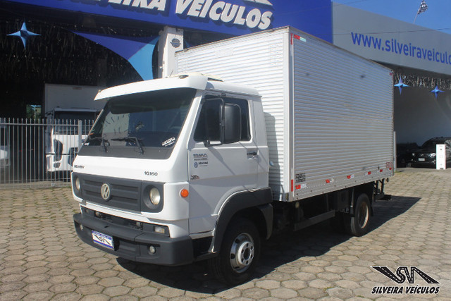 VW 10.160 Delivery - Ano: 2013 - Baú - Foto 2