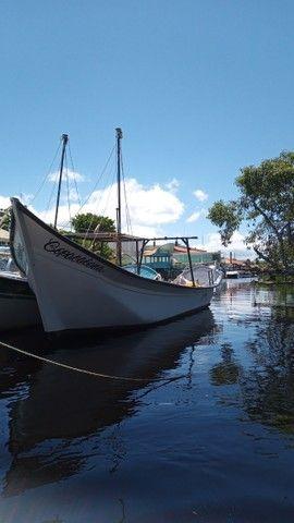 Canoa de fibra - Foto 4