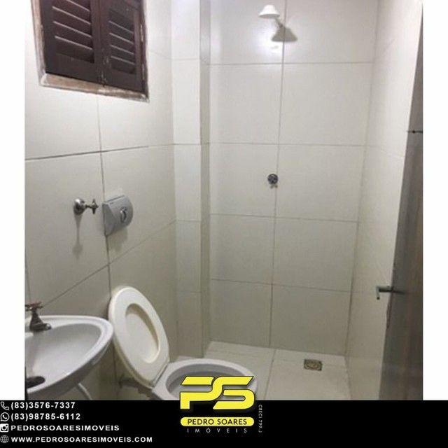 Apartamento com 3 dormitórios para alugar, 90 m² por R$ 1.700/mês - Aeroclube - João Pesso - Foto 10