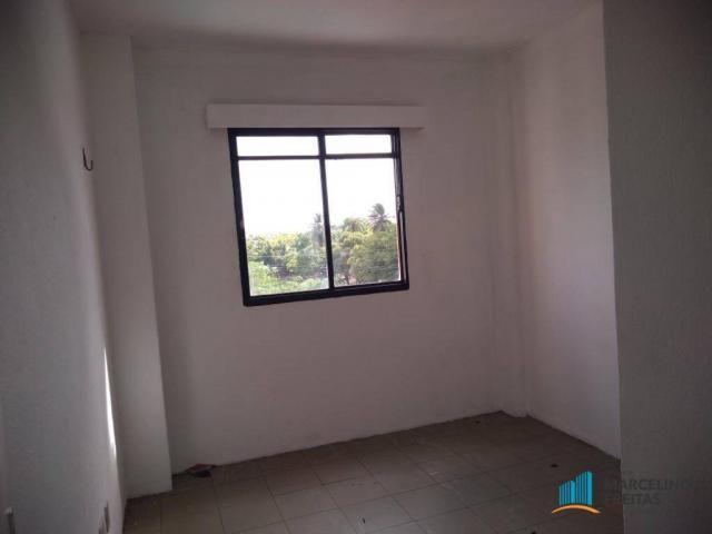 Apartamento com 3 dormitórios para alugar, 112 m² por R$ 999,00/mês - São Gerardo - Fortal - Foto 13