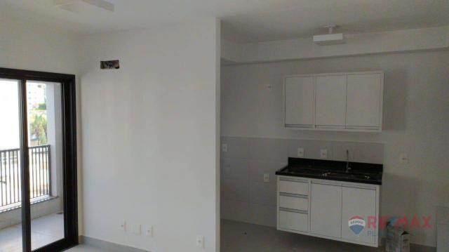 Apartamento com 1 dormitório para alugar, 42 m² por R$ 1.400/mês - Jardim Redentor - São J - Foto 8