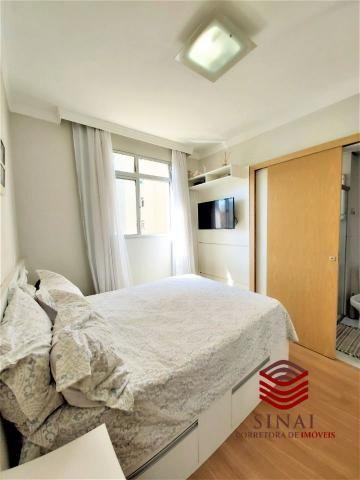 Apartamento à venda com 2 dormitórios em Santa mônica, Belo horizonte cod:1488 - Foto 7