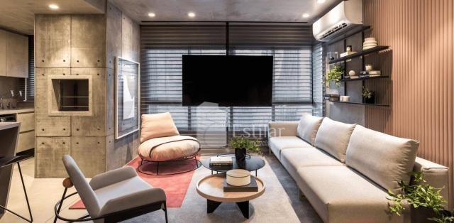 Apartamento 01 suíte e 01 vaga no Boa Vista, Curitiba