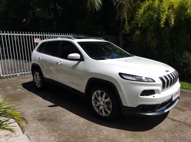Jeep Cherokee Limited 3.2 Aut - Foto 8
