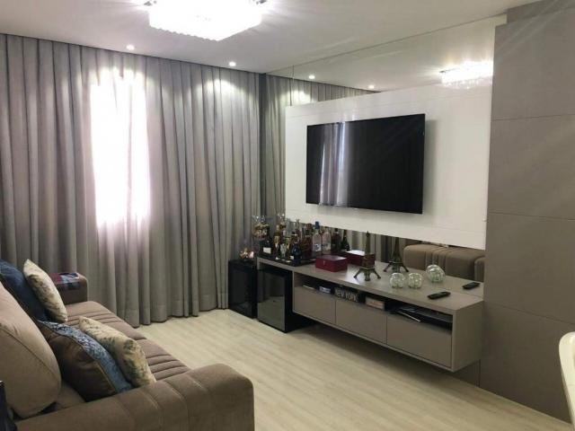Apartamento para Venda em Palhoça, Centro, 2 dormitórios, 1 suíte, 2 banheiros, 1 vaga - Foto 2