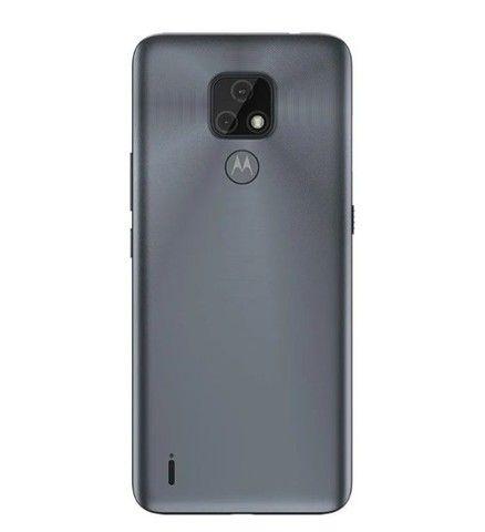 Motorola e7 64gb  cinza metalico (novo) - Foto 4