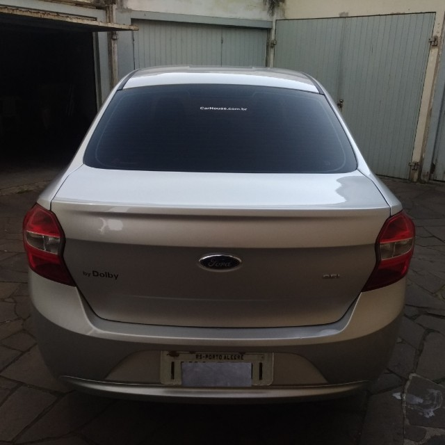 KA Sedan 1.0 2015 - 2º DONO - Foto 2