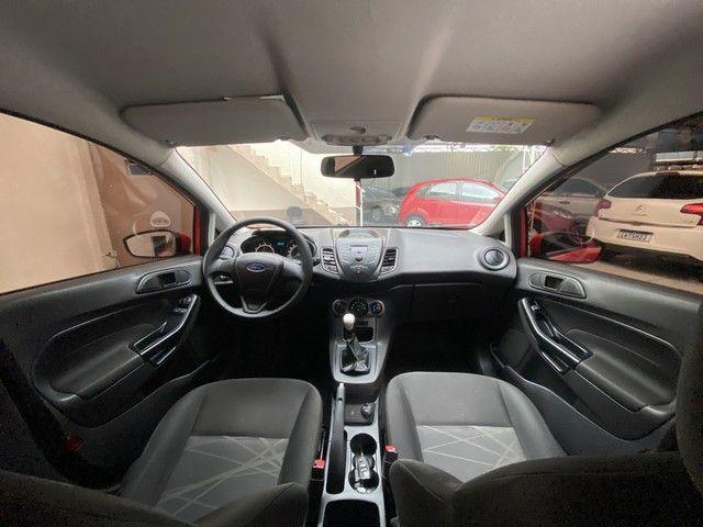Ford Fiesta 1.5 16V Flex Mec. 5p 2016 Flex - Foto 6