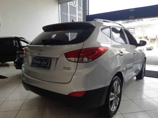 Hyundai IX35 Gls 2.0 Aut Flex 2017, Multimidia, Couro, Unica Dona, Periciada - Foto 12