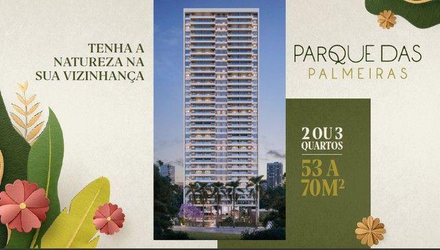 NO-Parque das Palmeiras 2 e 3 quartos Lançamento Moura Dubeux na Caxangá