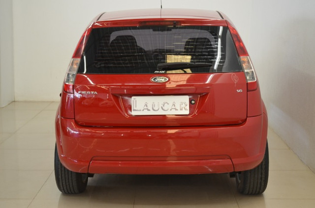 Fiesta Class 1.6 - completo - vermelho - ano 2009 - Foto 7