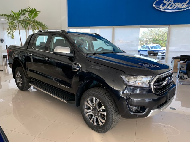 Ford Ranger Limited 3.2 Diesel 4x4 AT 2022   - Foto 3