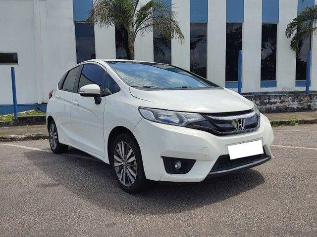 Honda Fit branco 2016 automático - Foto 7