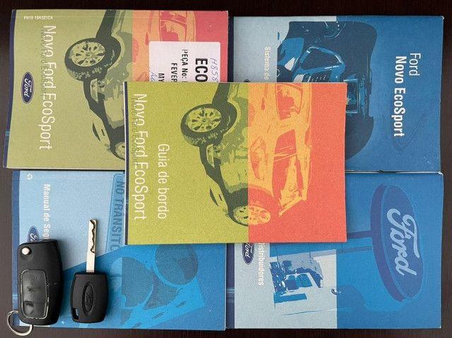 Ford EcoSport 1.6 Freestyle 2017 Única Dona - Foto 11