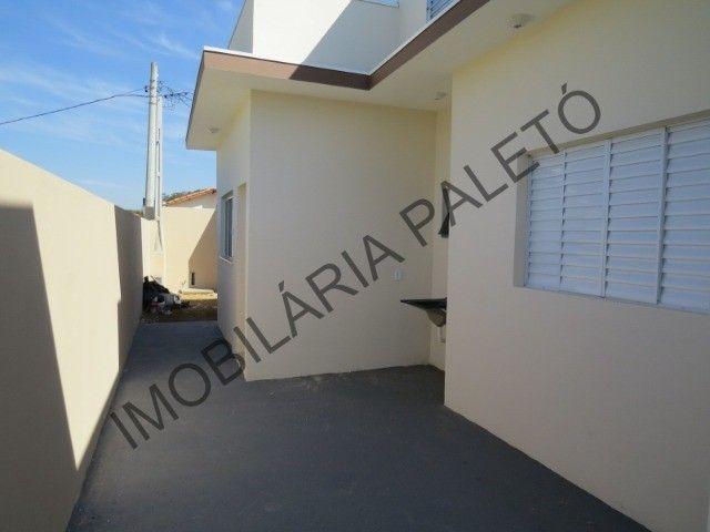 REF 183 Casa nova no Residencial Jardim Adonai, Imobiliária Paletó - Foto 5