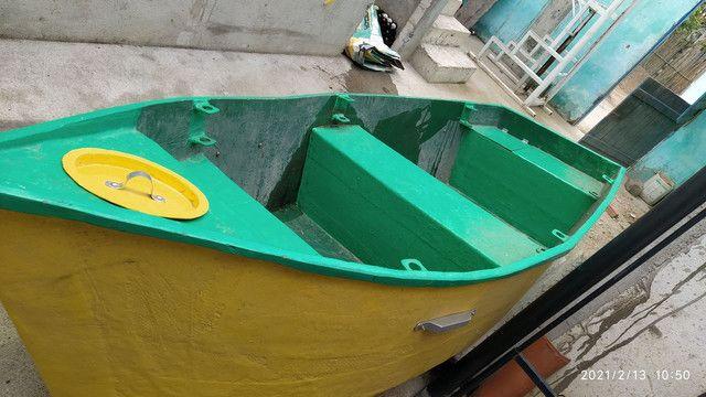 Barco pra pesca e passeios - Foto 2
