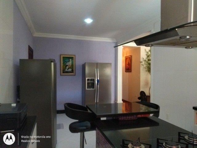 A = Excelente Casa com 260 M³ Sendo 03 Qts 02 Suítes 01 Home Office ! - Foto 13