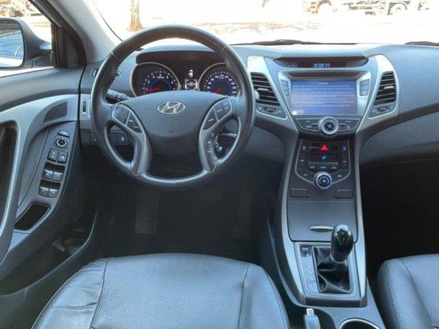 Hyundai Elantra 2.0 flex automatico 40 mil km - Foto 12
