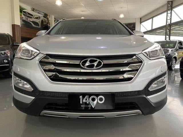 Hyundai Santa Fe 3.3 GLS / 7 LUGARES 4P - Foto 10