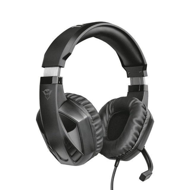 Headset Gamer Trust Gxt 412 Celaz