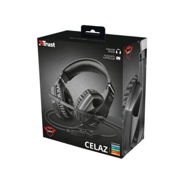 Headset Gamer Trust Gxt 412 Celaz - Foto 4