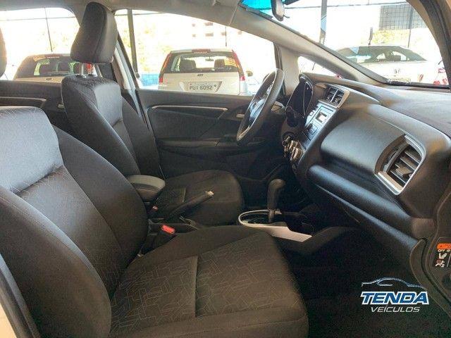 HONDA FIT 2015/2016 1.5 LX 16V FLEX 4P AUTOMÁTICO - Foto 12