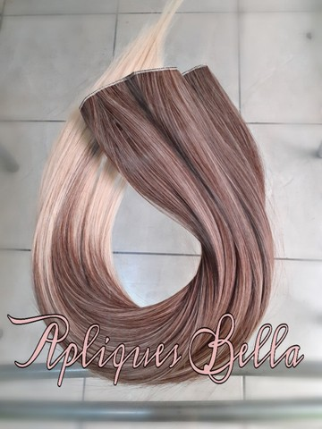 Aplique de cabelo tic tac - Foto 5