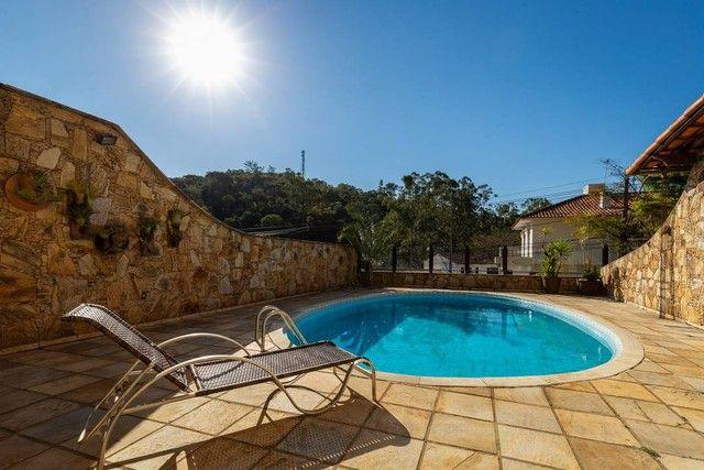 Casa duplex, 5 quartos, suites, pomar, jd. inverno, espaço gourmet, piscina - Foto 15